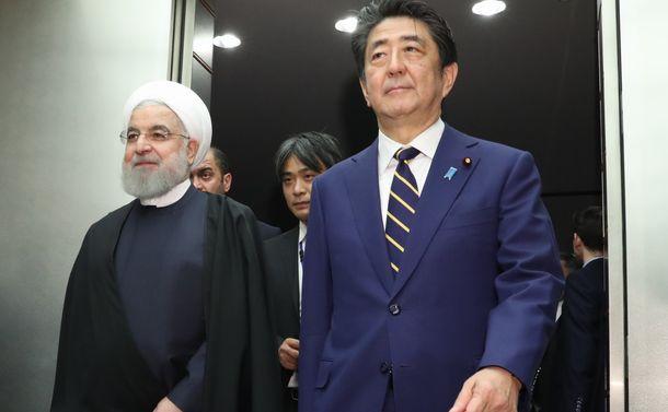 米国とイランから「余計なお世話」と言われた日本