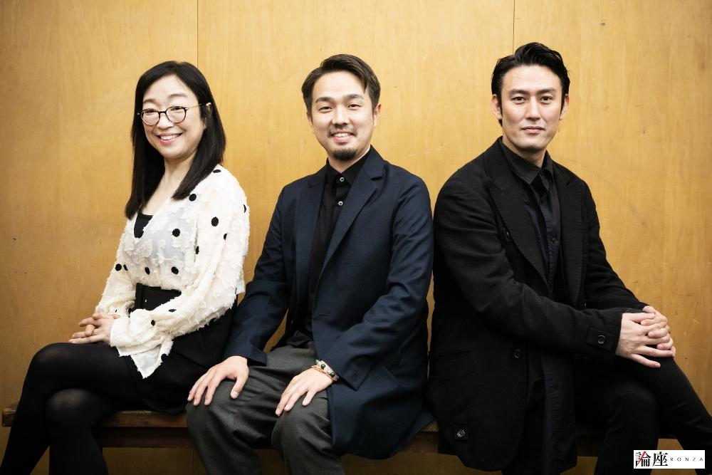 塚原大助&山野海&小山豊インタビュー/上