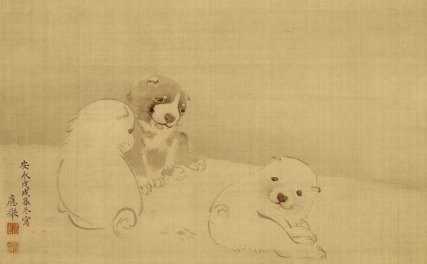 参加者募集 2月15日開催「江戸絵画の楽しみ」