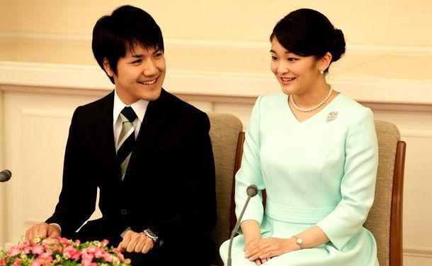 眞子さまのご結婚と皇位継承の問題