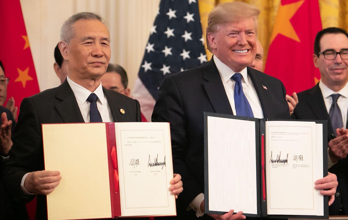 米中貿易「第1段階の合意」から外された真の対立点