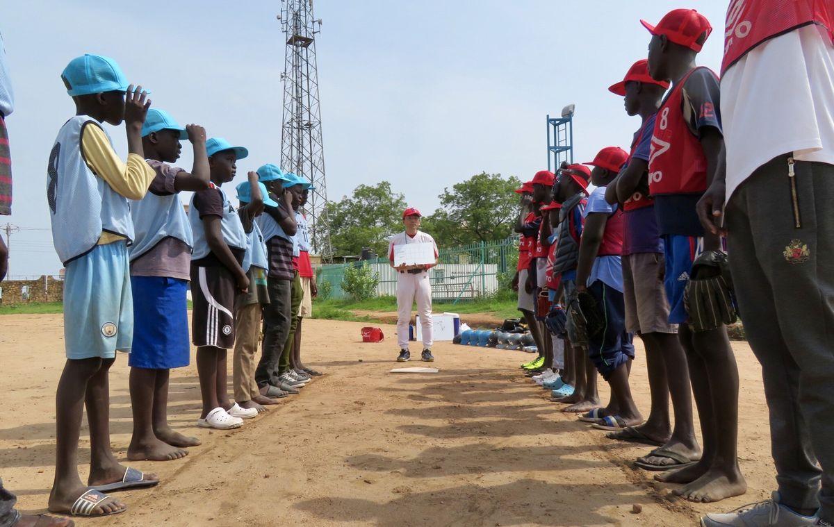 南スーダン野球団vs南スーダン・オールジャパン。実現へ!
