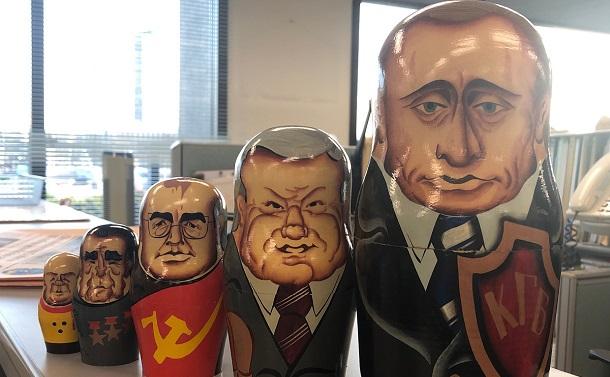 『ロシア的人間』からみた「プーチン3.0」の本質
