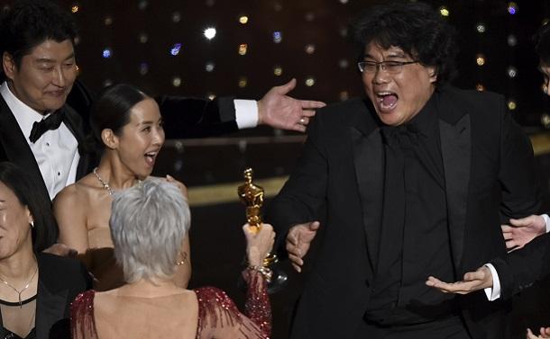 アカデミー賞4冠、ポン・ジュノ監督のファミリーヒストリーと表現の自由