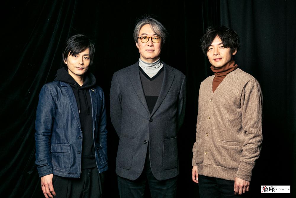 スタジオライフ『死の泉』インタビュー/上