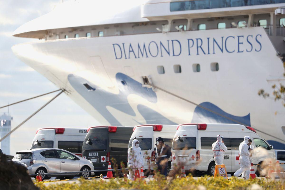 の ダイヤモンド プリンセス 国 船 どこ の