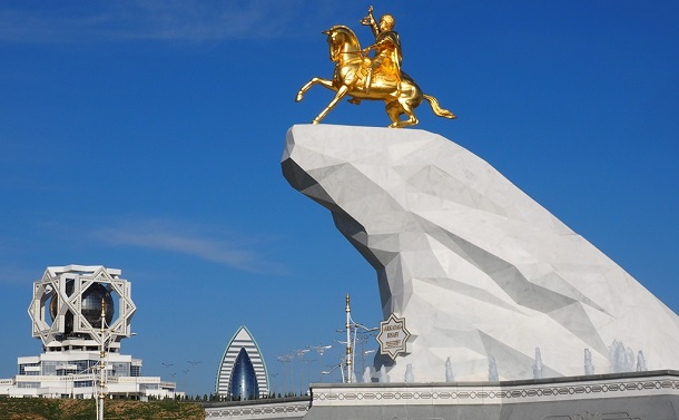米中ロの利害が交錯する中央アジア