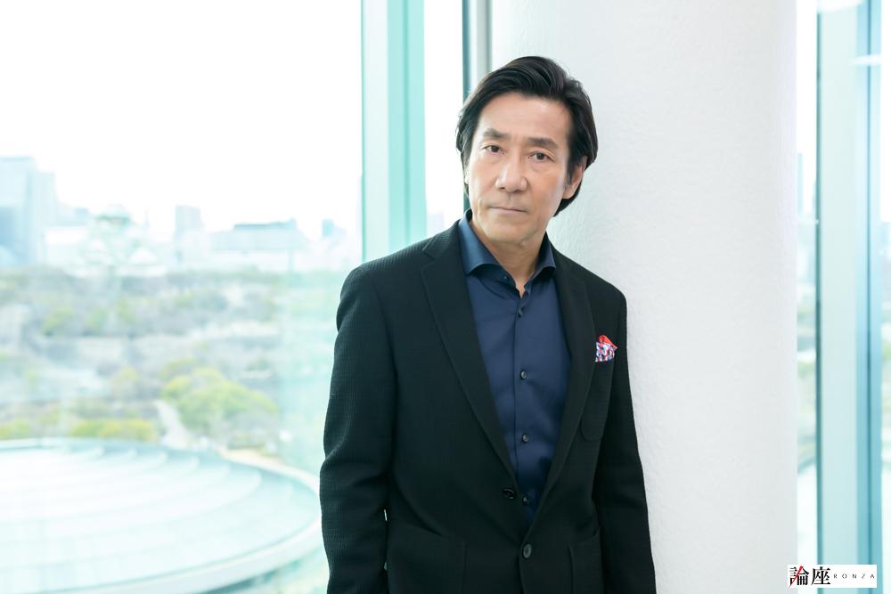 岸谷五朗インタビュー/上