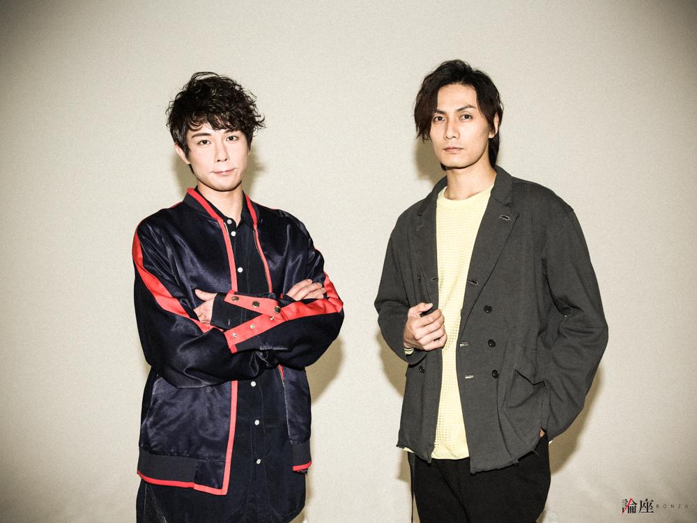 柿澤勇人&加藤和樹インタビュー/上