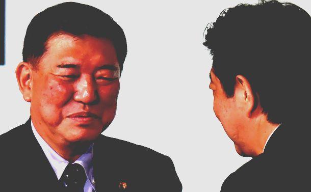 公文書改竄で自殺した近畿財務局職員の「手記」を手に、私は石破茂に会いに行った