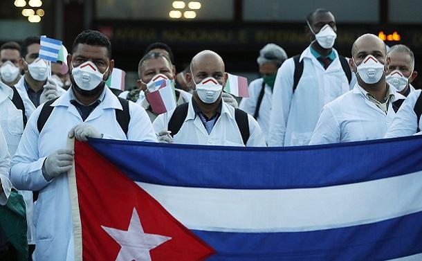 新型コロナに「医療先進国」キューバはどう立ち向い、世界に貢献しているか