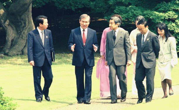 「天皇訪韓」巡る日本の思い~平成元年からの日韓交渉