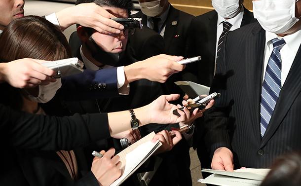新型コロナで露呈した報道関係者の甘いリスク管理意識