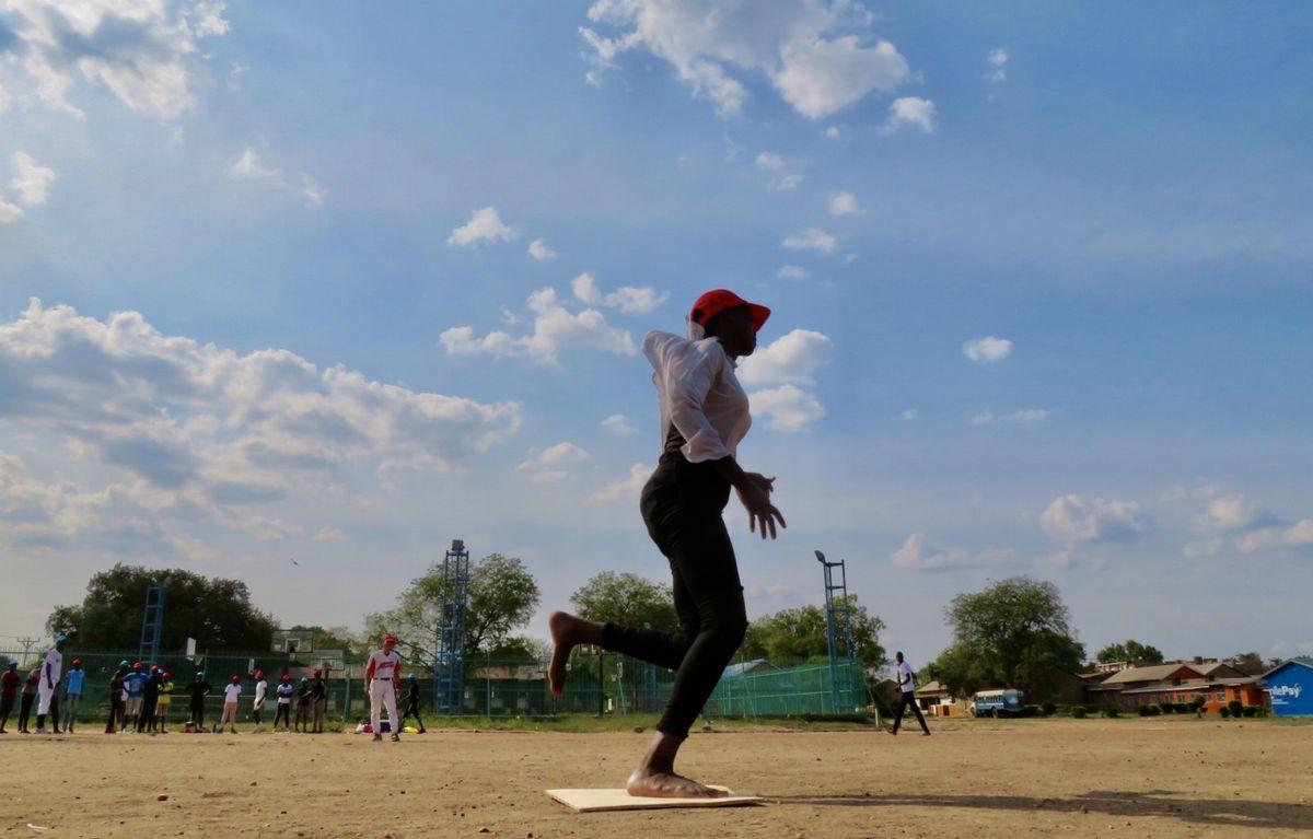 南スーダン野球を支える「最強コンビ」の誕生