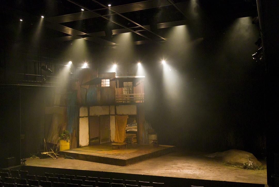公演中止の先のあるもの、コロナ禍の演劇界で