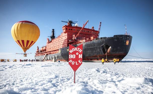北極海をめぐるいま ロシアの戦略と出遅れる日本
