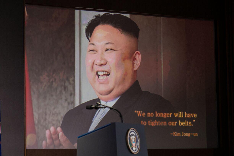 トランプを昂ぶらせた米朝首脳会談