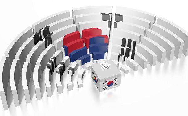 韓国総選挙、与党が大勝したけれど