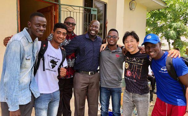 岐路にたつ南スーダン野球 次の一手へ切り札の野球人が登場!