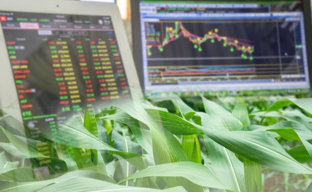 コロナ危機で穀物価格は原油に連動して暴落する