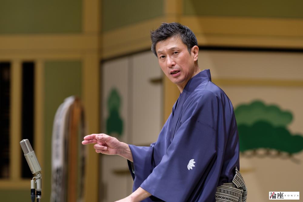 噺家・笑福亭銀瓶が語る演劇(下)