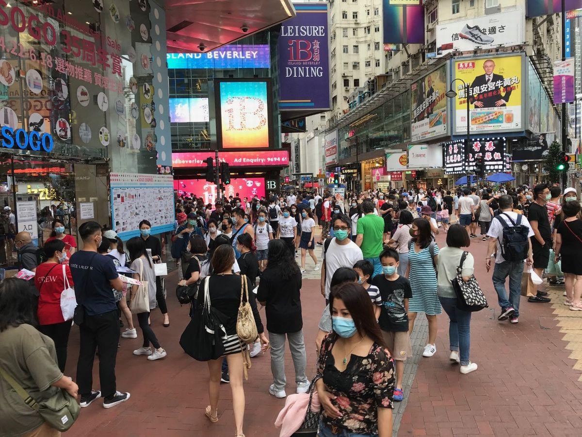 米中が「香港カード」を持ち合う中で、日本企業はどういきるか