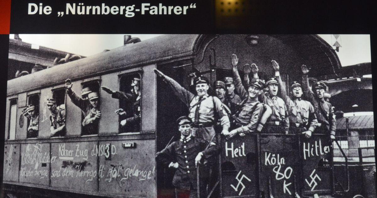 古都がいま示すナチズムへの覚悟 遺構に「党大会記録センター」