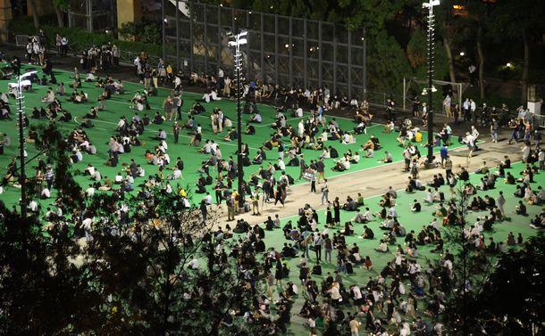 中国が制定した国家安全法で香港が空洞化する!