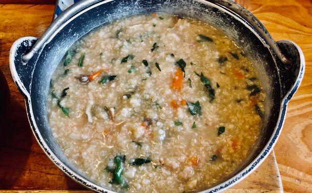 学校給食で知る沖縄戦と戦後沖縄の食生活~人気のミヌダルのレシピも紹介