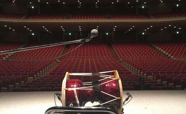 韓国伝統打楽器「チャング」のおはなし
