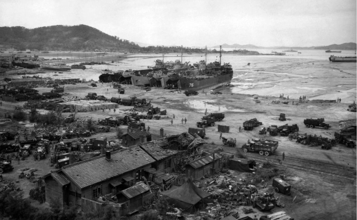 旧日本海軍1200人が朝鮮海域で掃海作業 秘匿された戦死者