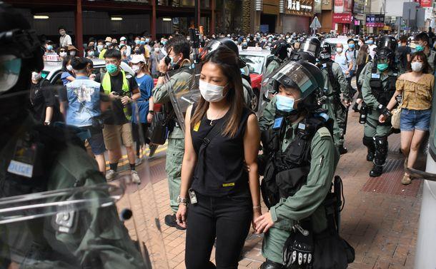 「香港問題」は公約違反の国際問題~国家安全維持法が施行