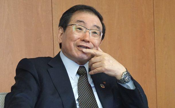 『資本主義と闘った男』から十倉・住友化学会長が読み取ったこと