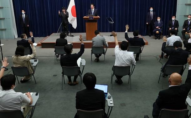 河井夫妻逮捕直後の首相会見への嘔吐感