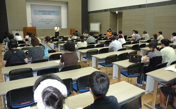 福島の甲状腺検査と住民の健康を本当に見守るために/下