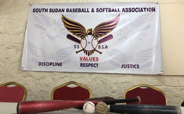 南スーダン野球が全国デビュー。帰国を前に野球連盟も立ち上げて……