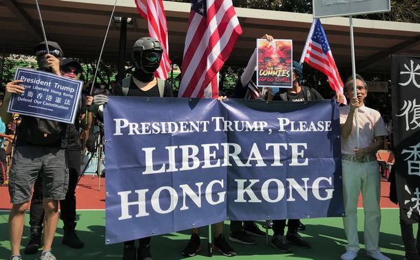 激化する米中対立 「香港自治法」の影響は? 香港はどうなる?