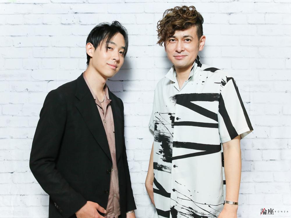 川島ケイジ&エリック・フクサキインタビュー(上)