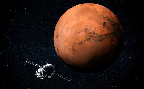 火星探査にみる宇宙での米中覇権争奪