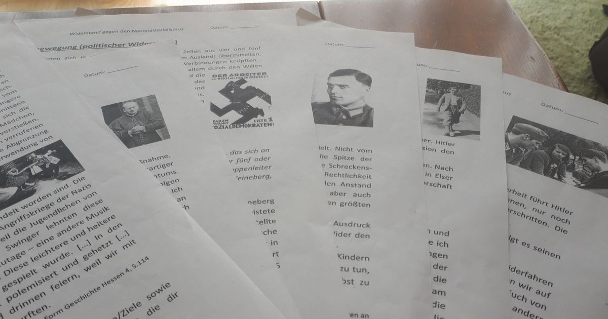 ヘイトから戦争へ、あなたならどうした? ナチズムを考え、語り合う生徒たち