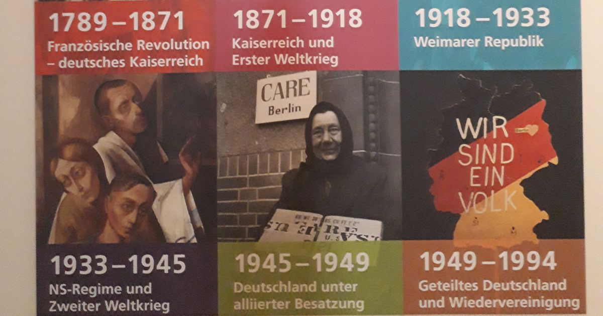 「ひとつのドイツ」をどう表す 元国立歴史博物館長との対話(上)