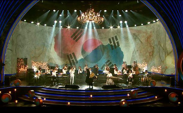 韓国KBSの8.15音楽特番に出演!