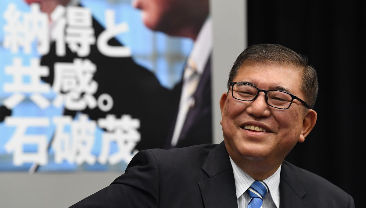 石破茂氏はなぜ、あの時の小泉純一郎氏になれなかったのか~自民党総裁選