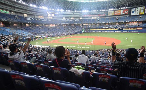 プロ野球とJリーグの観客増は、五輪の呼び水になるか