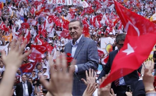 トルコ周辺海域での地政学的展開