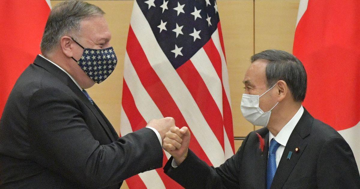 菅外交の試金石、初外遊で東南アジアへ 米中対立の渦中でどう動く
