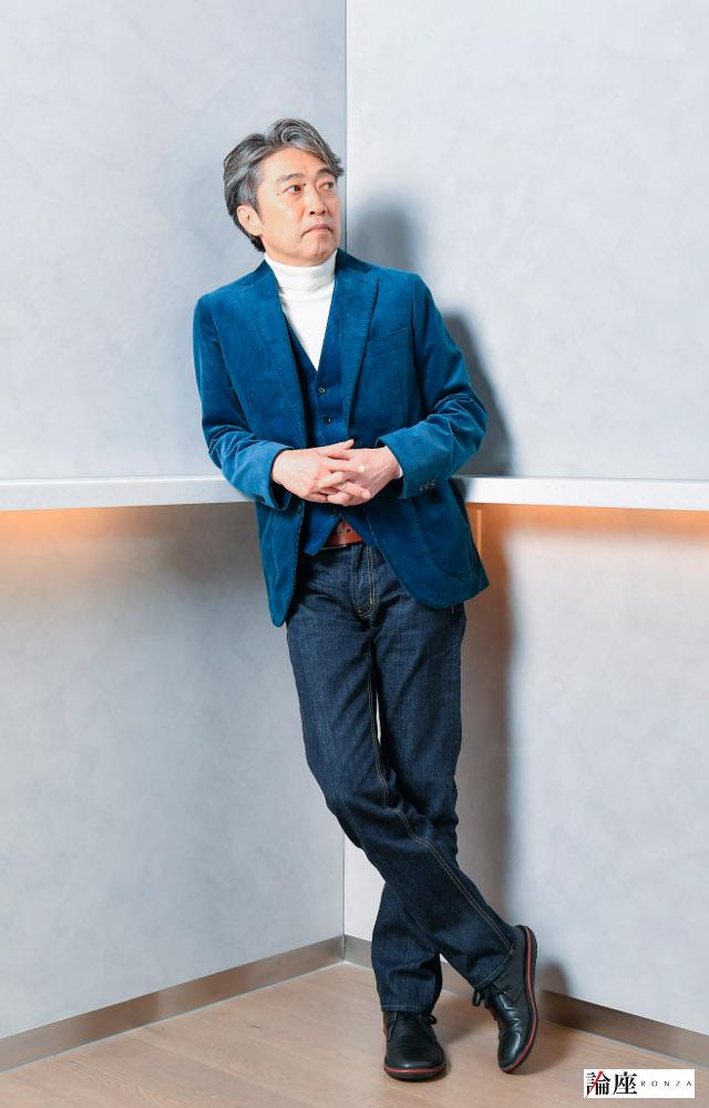 『獣道一直線!!!』に出演、池田成志インタビュー/下