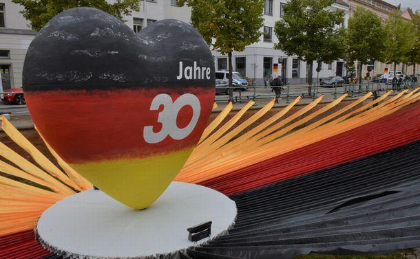 再統一30年の転換点にあるドイツ