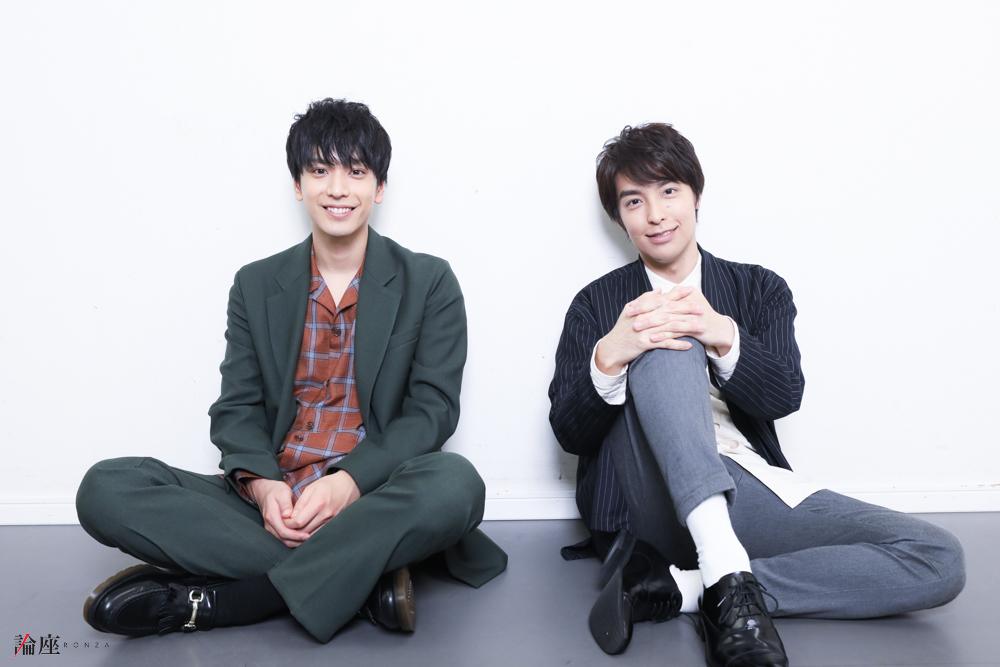 海宝直人&黒羽麻璃央インタビュー/上