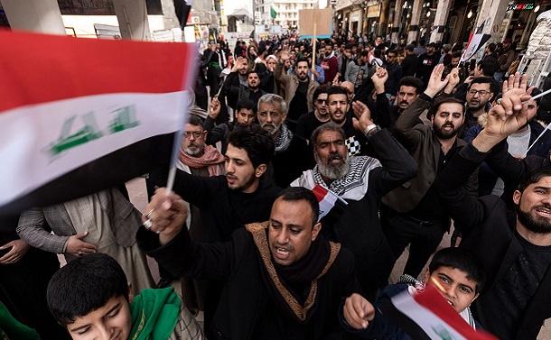 感染が蔓延してもイラク政府が全面的な対策をとれない理由